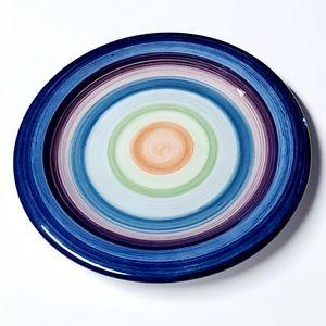 Vintage Decorative Plate Candle Holder